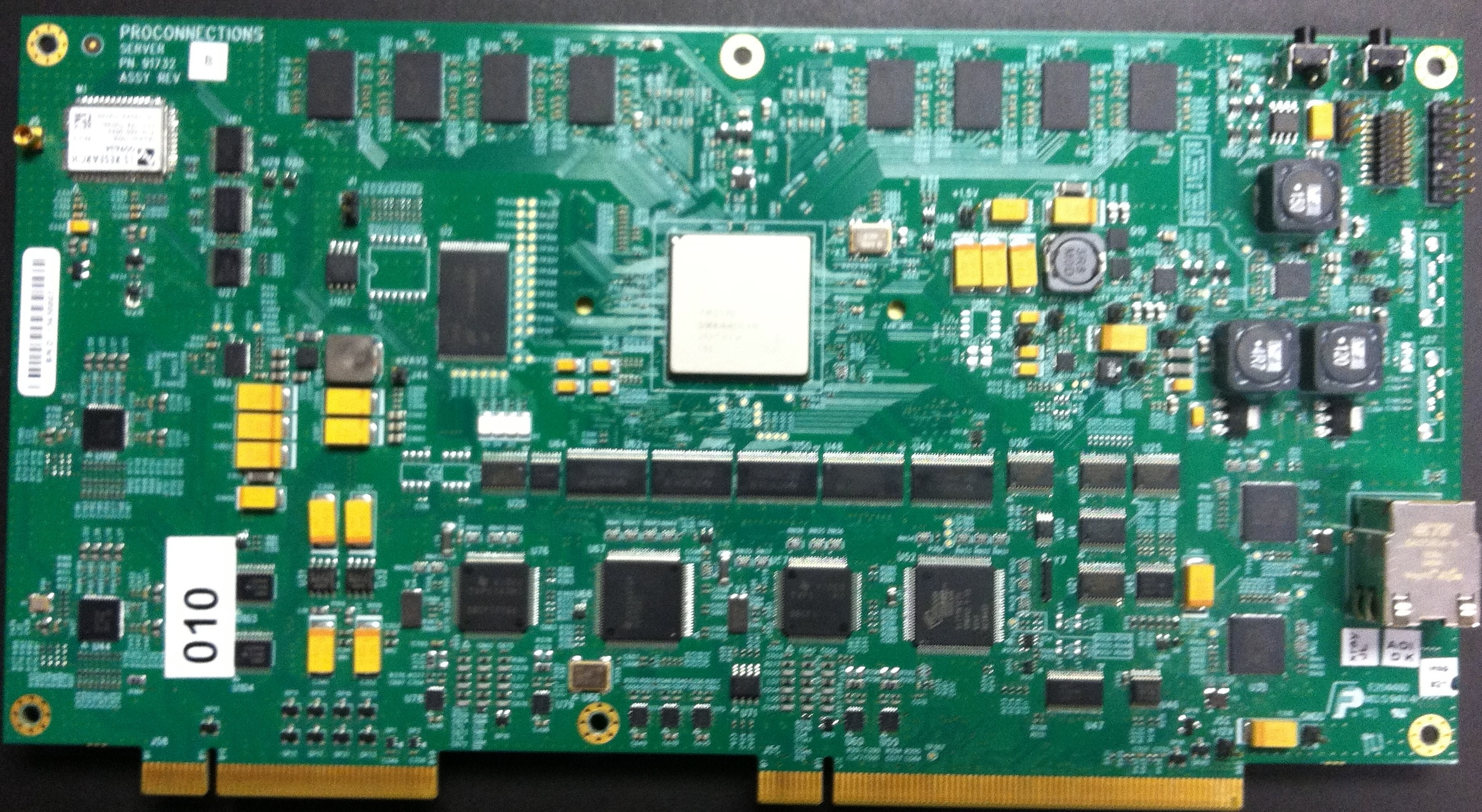 HD Video Reference Design Board