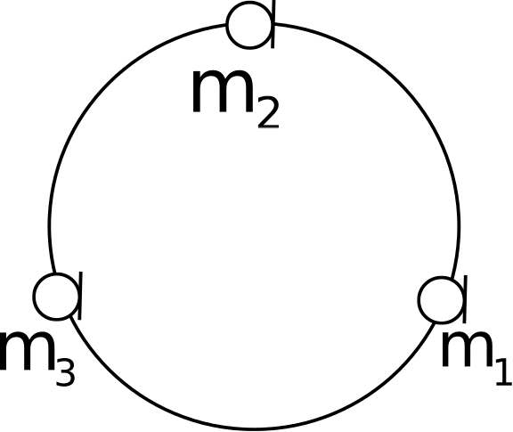 3 microphone circular array